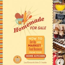 Homemade for Sale book cover