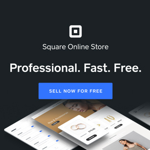 Square Online Store Logo