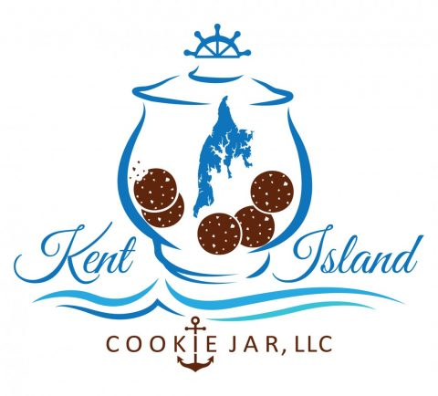 Kent Island Cookie Jar