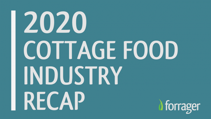 2020 Cottage Food Industry Recap
