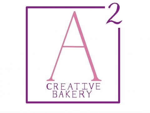 A² Creative Bakery Logo