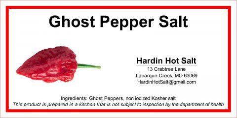 Hardin Hot Salt